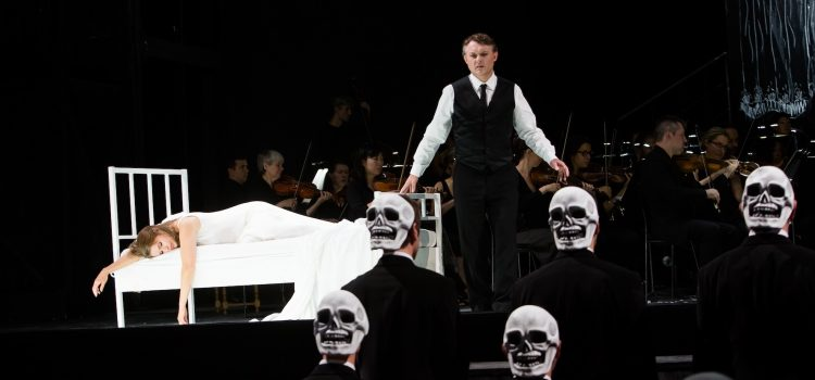 Yann Beuron as Atmède in Alceste, at the Opéra de Paris - (c) Agathe Poupeney