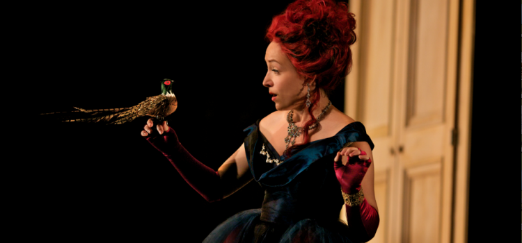 Julie Boulianne as Elisa in Tomeleo, 2010 (c) Karli Cadel/Glimmerglass Opera.