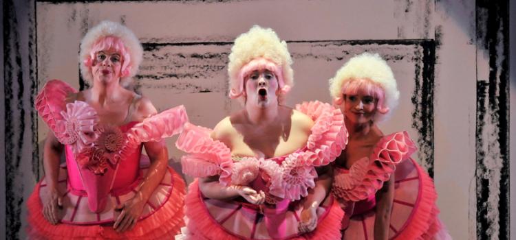 ulie Pasturaud - La Métamorphose, Opéra de Lille (c) Frédéric Lovino