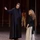 Patrick Bolleire dans Une Flûte Enchantée (Peter Brooke) au Théâtre des Bouffes du Nord (c) Pascal Victor