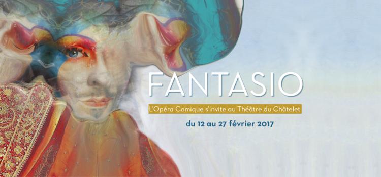 Intermezzo Fantasio Offenbach Felix Comique