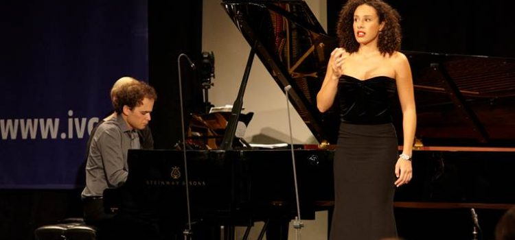 Adèle Charvet & Florian Caroubi - Récital