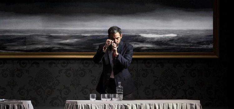 Armando Noguera en Paolo - Opéra de Dijon (2018) -© Bobrík - Opéra de Dijon